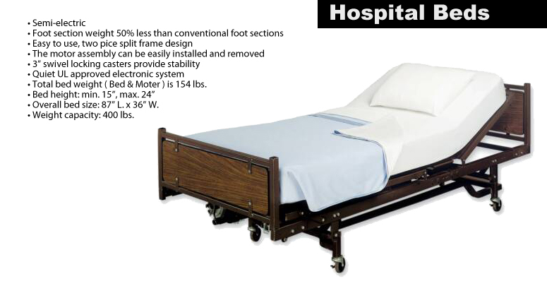 Free Hospital Beds For Home Use